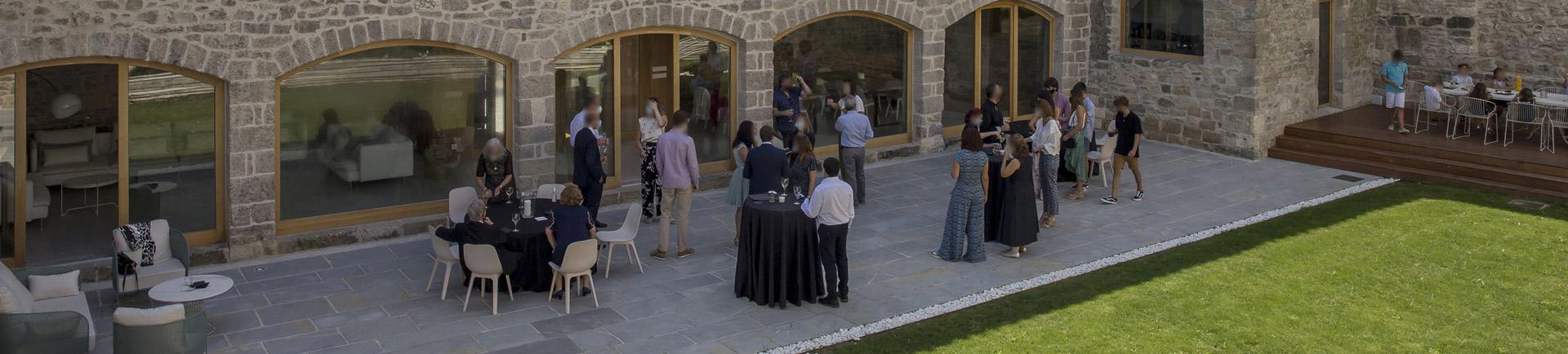 Celebraciones familiares en Palacio de Olza
